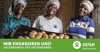 Macafe supports Oxfam